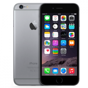Apple iPhone 6 - Zwart