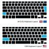 UK/US Toetsenbord Indeling