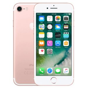 Refurbished Apple iPhone 7 Rose Goud